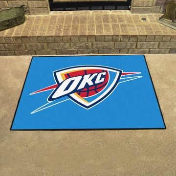 Picture of NBA - Oklahoma City Thunder All Star Mat