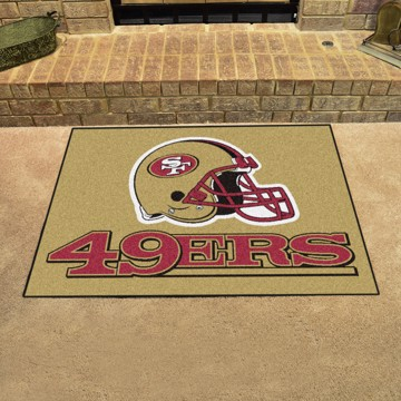 Picture of NFL - San Francisco 49ers All Star Mat