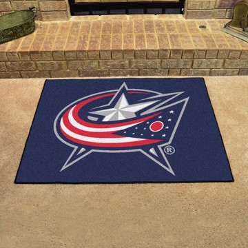Picture of NHL - Columbus Blue Jackets All Star Mat