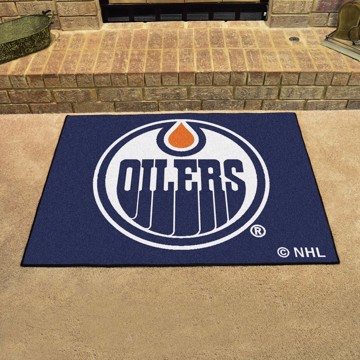 Picture of NHL - Edmonton Oilers All Star Mat