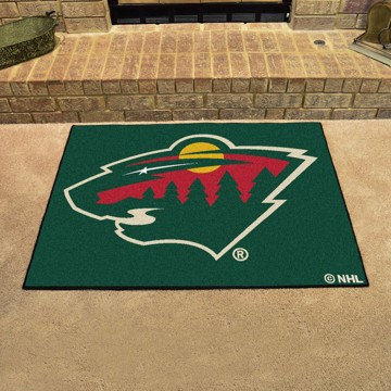 Picture of NHL - Minnesota Wild All Star Mat