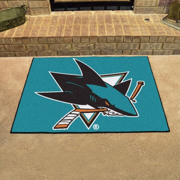 Picture of NHL - San Jose Sharks All Star Mat