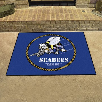 Picture of U.S. Navy - Seabees All Star Mat