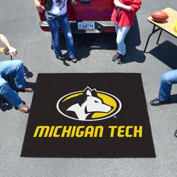 Picture of Michigan Tech Tailgater Mat