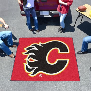 Picture of NHL - Calgary Flames Tailgater Mat