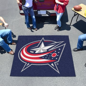 Picture of NHL - Columbus Blue Jackets Tailgater Mat