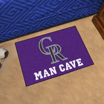 Picture of MLB - Colorado Rockies Man Cave Starter