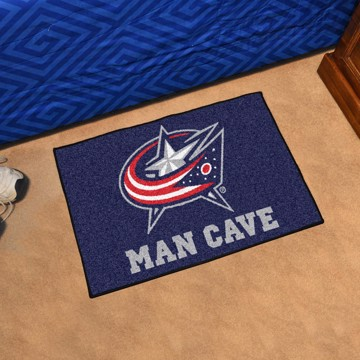 Picture of NHL - Columbus Blue Jackets Man Cave Starter