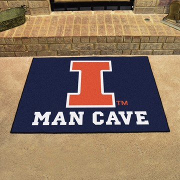 Picture of Illinois Man Cave All Star