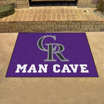 Picture of MLB - Colorado Rockies Man Cave All Star