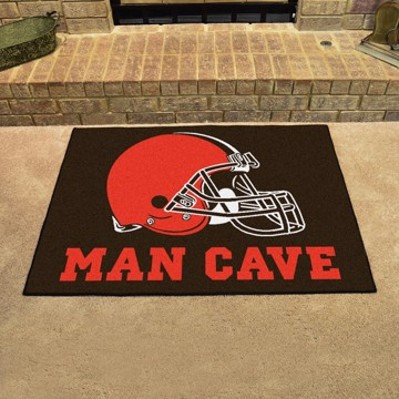 Picture of NFL - Cleveland Browns Man Cave All Star