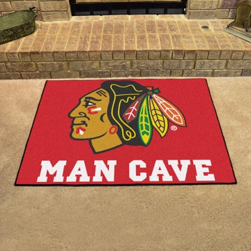 Picture of NHL - Chicago Blackhawks Man Cave All Star