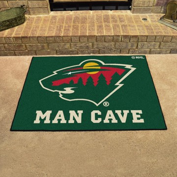Picture of NHL - Minnesota Wild Man Cave All Star