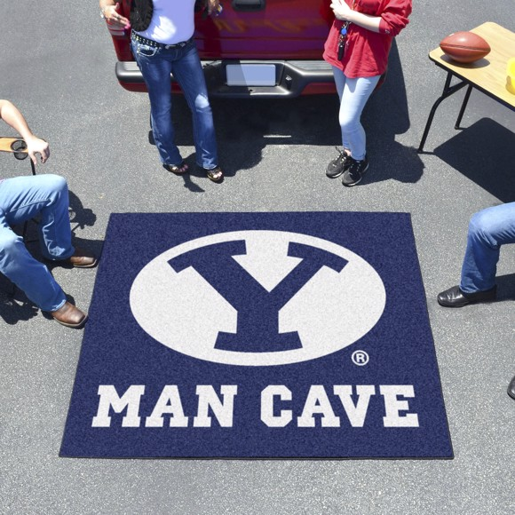 Picture of Brigham Young Man Cave Tailgater