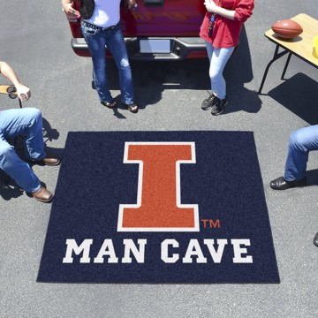 Picture of Illinois Man Cave Tailgater