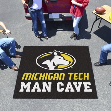Picture of Michigan Tech Man Cave Tailgater