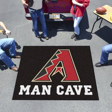 Picture of MLB - Arizona Diamondbacks Man Cave Tailgater Mat
