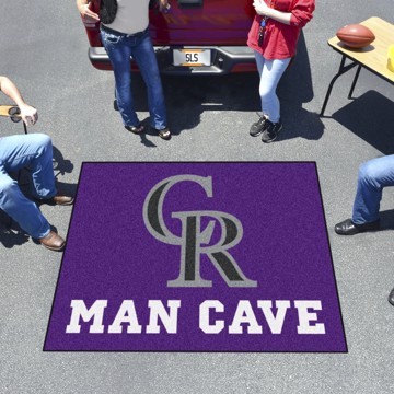 Picture of MLB - Colorado Rockies Man Cave Tailgater