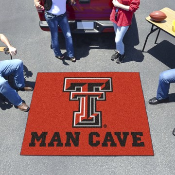 Picture of Texas Tech Man Cave Tailgater