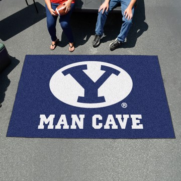 Picture of Brigham Young Man Cave Ulti Mat