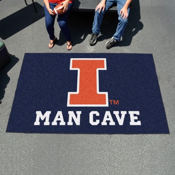 Picture of Illinois Man Cave Ulti Mat