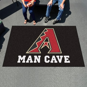 Picture of MLB - Arizona Diamondbacks Man Cave Ulti-Mat Mat