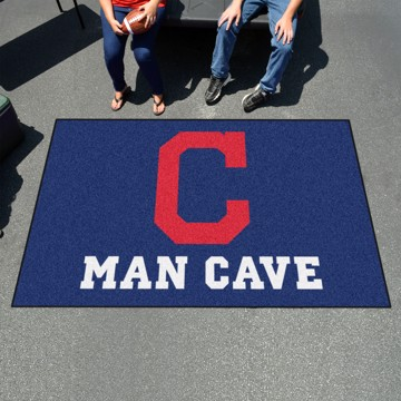 Picture of MLB - Cleveland Indians Man Cave Ulti Mat