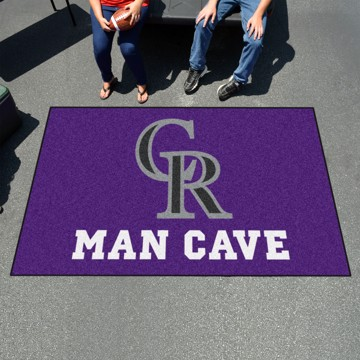 Picture of MLB - Colorado Rockies Man Cave Ulti Mat