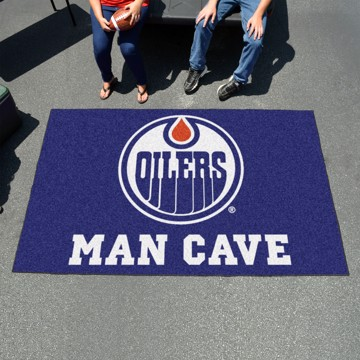 Picture of NHL - Edmonton Oilers Man Cave Ulti Mat