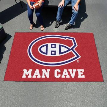 Picture of NHL - Montreal Canadiens Man Cave Ulti Mat