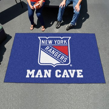 Picture of NHL - New York Rangers Man Cave Ulti Mat