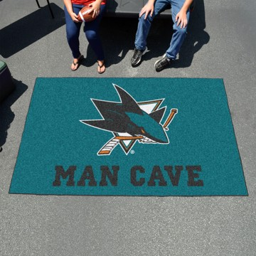 Picture of NHL - San Jose Sharks Man Cave Ulti Mat