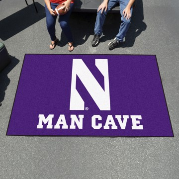 Picture of Northwestern Man Cave Ulti Mat