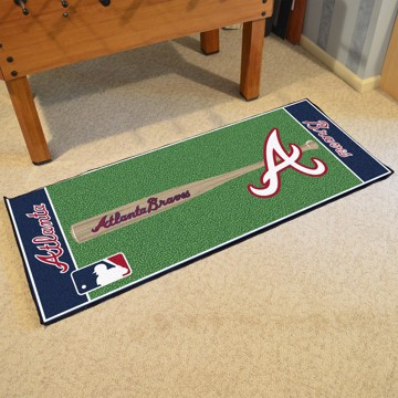 Picture of MLB - Atlanta Braves Baseball Runner