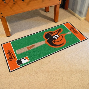 Picture of MLB - Baltimore Orioles Baseball Runner