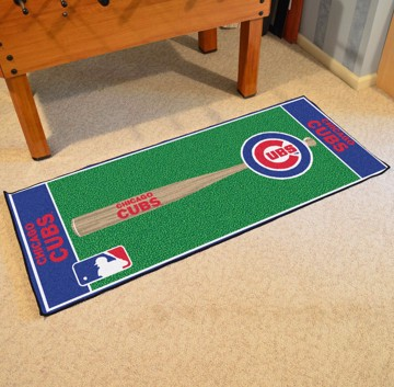 Picture of MLB - Chicago Cubs Baseball Runner
