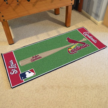 Picture of MLB - St. Louis Cardinals Baseball Runner