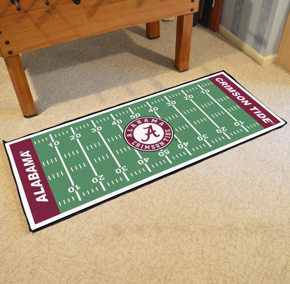 Picture of Alabama Football Field Runner
