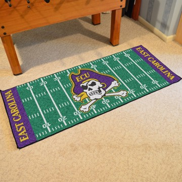 Picture of East Carolina Football Field Runner