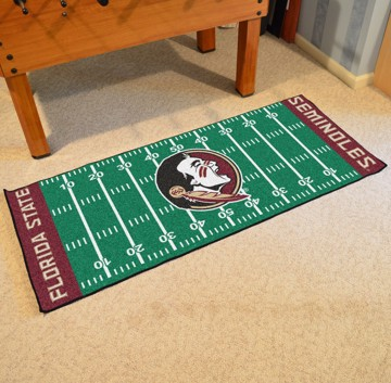 Picture of Florida State Football Field Runner