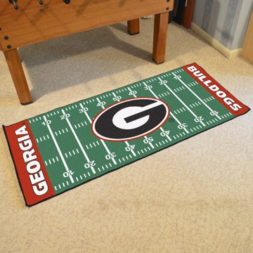 Picture of Georgia (UGA) Football Field Runner