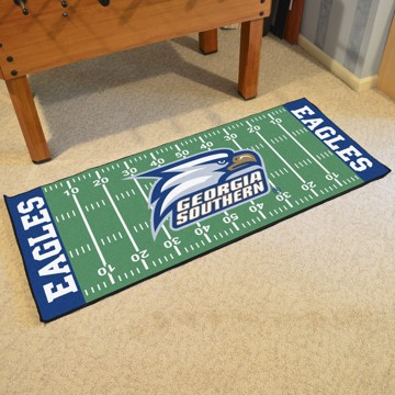 Picture of Georgia Southern Football Field Runner