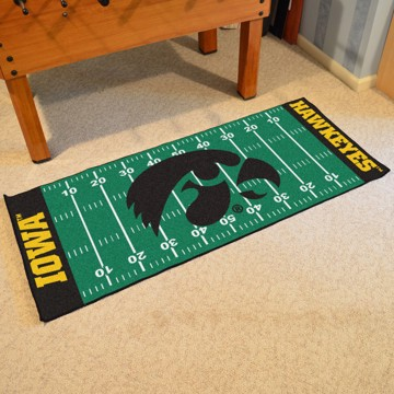 Picture of Iowa Football Field Runner
