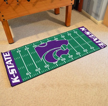 Picture of Kansas State Football Field Runner