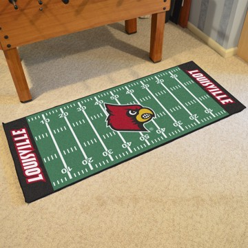 Picture of Louisville Football Field Runner