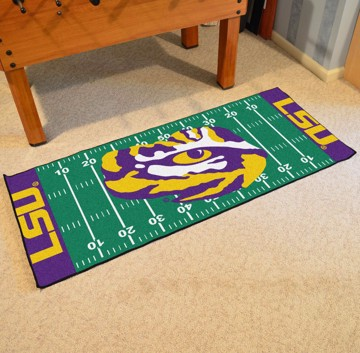 Picture of LSU Football Field Runner