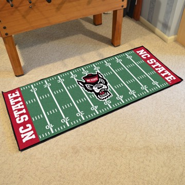 Picture of NC State Football Field Runner
