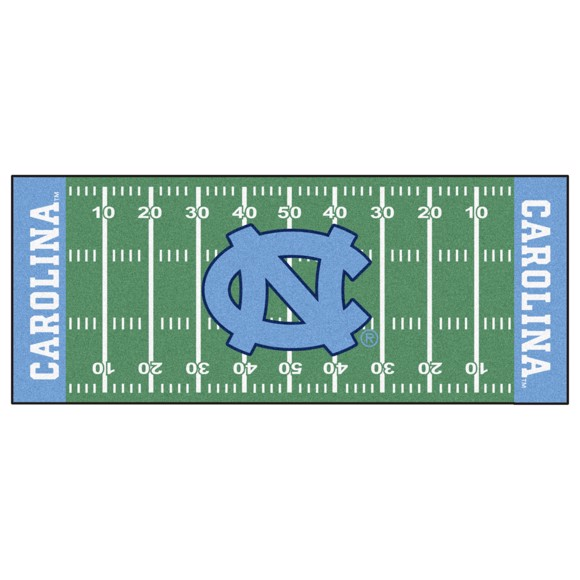4fa6ffeb North Carolina Football Field Runner