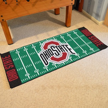 Picture of Ohio State Football Field Runner