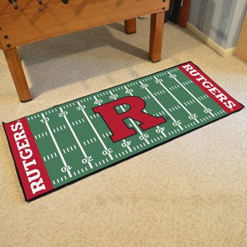 Picture of Rutgers Football Field Runner